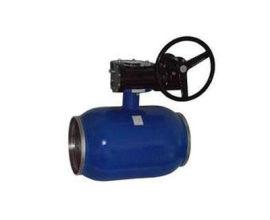 涡轮式焊接球阀 焊接球阀 全焊接球阀