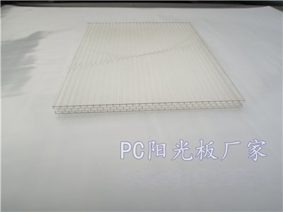 8mm透明/湖蓝/草绿/茶色阳光板