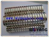 供應¢4*5MMROSH鍍鎳磁鐵,擠牙膏器專用強磁