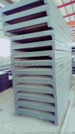 山东青岛钢边框保温隔热轻型板 专业制造(神博板业)