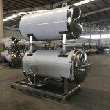 強大機械真空包裝鐵板魷魚專用高溫殺菌鍋