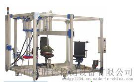 沙发耐久性疲劳试验机 沙发扶手松动量测试仪 厂家供应 举报