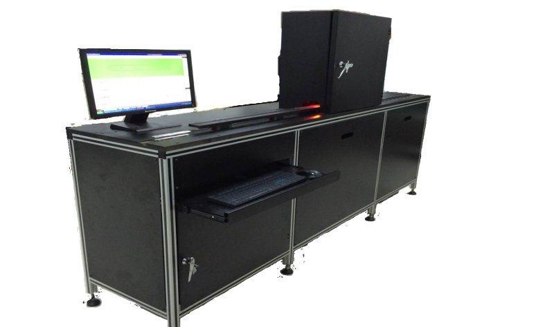 精密衝壓桿件智慧檢測系統 杆件檢測自動化設備