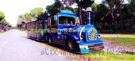 四川观光小火车游览观光车SD-GD42轮式小火车
