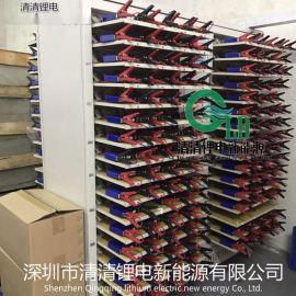 进口三元聚合物动力**电池,4.2V充电电池