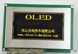 240128綠字OLED 3.37寸OLED顯示屏