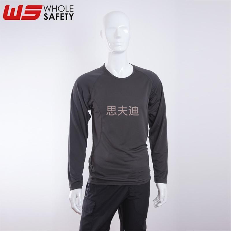 防靜電服 阻燃內穿吸溼排汗速幹操作服 可來樣定製防靜電服