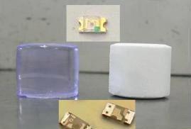 SMD LED透明胶饼(透明环氧树脂成型材料)
