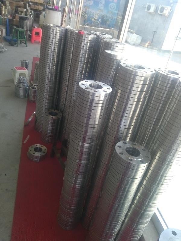 316L不鏽鋼法蘭現滄州恩鋼現貨供應