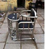 铁质U型锁讯问椅,不锈钢方形审讯椅厂家