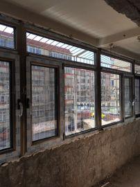 北京海淀中关村鼎好大厦更换华建70断桥铝门窗