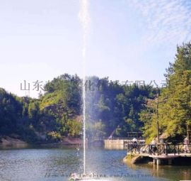呐喊喷泉 声控喷泉 音乐喷泉 定制