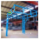 建筑施工通道防护安全通道钢结构防护棚加工生产厂家