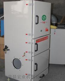 移动脉冲滤筒除尘器集中式粉尘处理回收设备