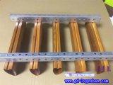 铝挤压型材 6063铝型材 木纹铝型材定制