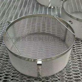 便宜高效不锈钢过滤桶安平兴博丝网定制