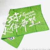 厂家直供超细纤维快干双面绒广告方巾童巾数码热转印