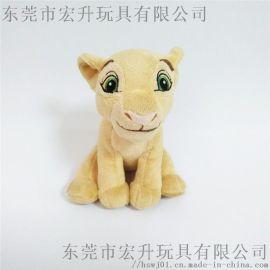 小狗动物毛绒玩具可来图定做生产