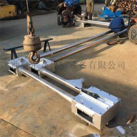 不锈钢管链输送机新型上料设备环保 陶土管链式输送机中国