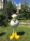 寧波卡通動物羊雕刻多少錢 供應出口樹脂工藝品批發