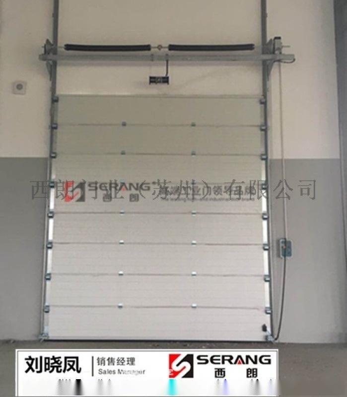 杭州電動廠房提升門