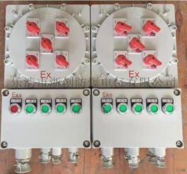 定做12回路防爆照明配电箱