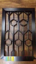 不锈钢展示架定做 异形不锈钢展架 镂空围