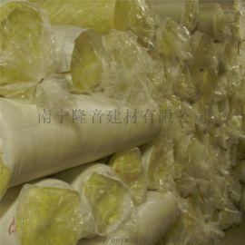 柳州保温隔音棉 80KG玻璃棉板