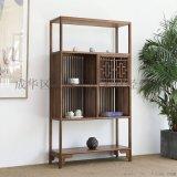成都中式實木餐桌椅 仿古原木羅漢牀 榫卯結構傢俱廠
