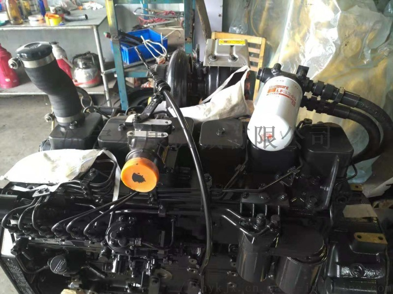 康明斯再製造B5.9發動機 低成本維修