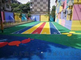 山东日照EPDM塑胶 幼儿园epdm塑胶地面