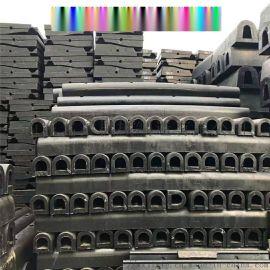 轨道货车橡胶道口板 耐磨耐高压橡胶道口板