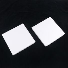 鋁扣板吊頂規格300X300 0.6厚工程鋁扣板