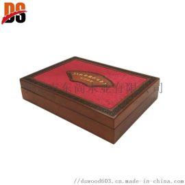 木制金银币包装盒