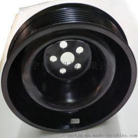 康明斯M11曲轴皮带轮 中联履带吊发动机