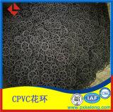 小直径CPVC花环DN25*9mm耐氯碱泰勒花环