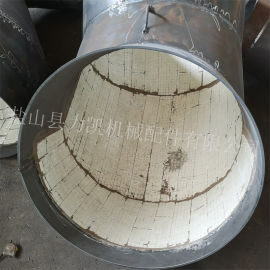 碳钢陶瓷贴片耐磨弯头