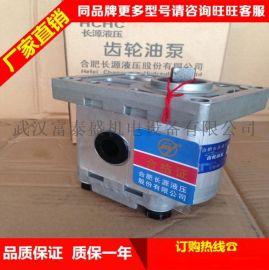 合肥长源液压齿轮泵CBN-316-平右法兰