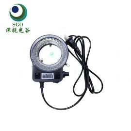 深视光谷  显微镜专用光源SGO-105 LED环形灯 亮度可调节