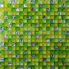 宁夏银川特价水晶玻璃马赛克墙面装修电视背景墙生产厂家直销批发