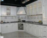 廈門整體鋁合金廚櫃、石英石臺面、地櫃吊櫃、櫥櫃定制