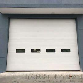 重庆提升门厂家 厂房车间电动提升门 工业门