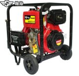 挖耦用的4寸柴油铸铁高压泵