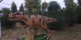 来图定制仿真恐龙 形象逼真的动物模型