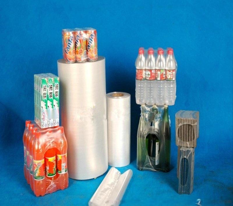 牛奶/瓶装饮料热收缩包装机 自动套膜袖口式包装机