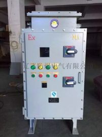 BXK天然气现场防爆电气控制箱