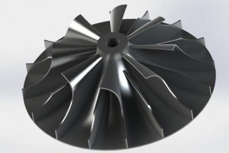 河北葉輪廠家 渣漿葉輪定製 葉輪供應商 潛水泵葉輪