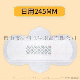 负离子卫生巾贴牌加工工厂 免费设计包装 商超品牌