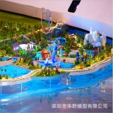 特色小镇沙盘模型定制规划动态场景沙盘景观模型