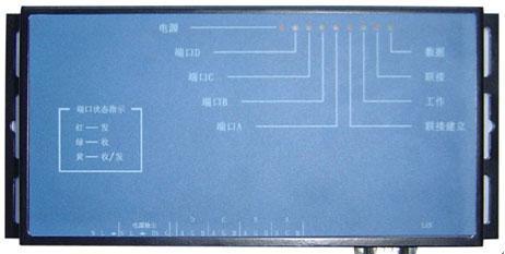 京金华TNODE-M/N/N2 ICAN-2/4工业级1-4路CAN转以太网服务器